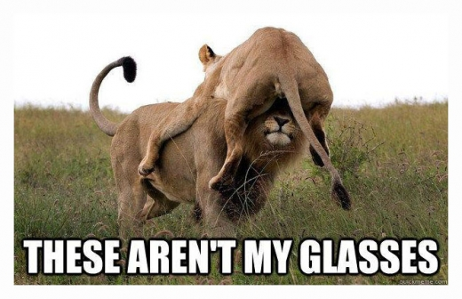 Unusual Glasses
